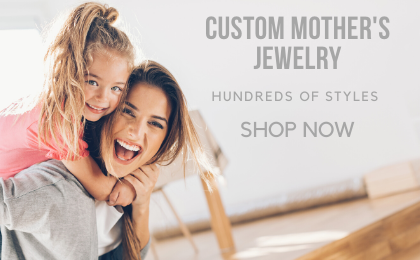mother's jewelry, rings and pendants