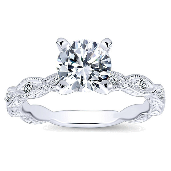Timeless Polenza Engagement Ring 43439 image 2