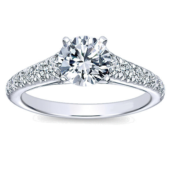 Gorgeous Engagement Ring By Polenza