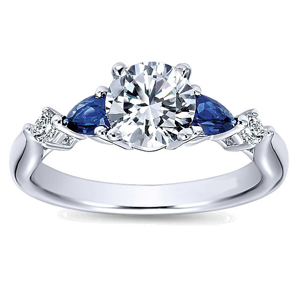 Brilliant Diamond Engagement Ring By Polenza image 2