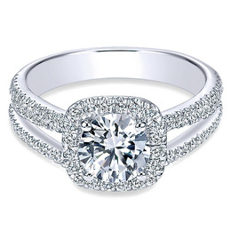 Breathtaking Engagement Ring By Polenza