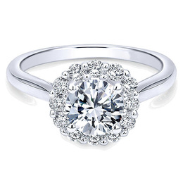 Beautiful Polenza Engagement Ring