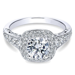 Stunning Polenza Engagement Ring