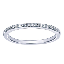 Timeless 14K Polenza Wedding Band