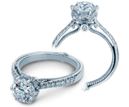 Verragio Couture 0429R Engagement Ring image 2