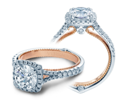 Verragio Couture 0424CU-TT Engagement Ring image 2