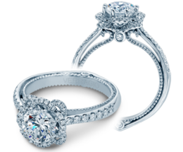 Verragio Couture 0428R Engagement Ring image 2