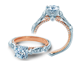 Verragio Couture 0441R-2WR Engagement Ring image 2