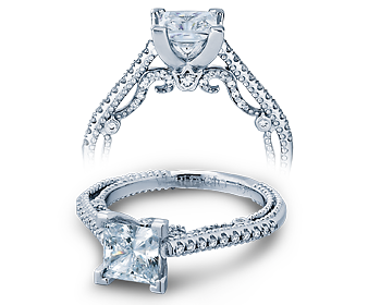 Verragio Insignia 7059SP Engagement Ring image 2