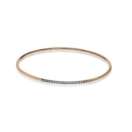 Simon G 18K Rose Gold Diamond Bangle LB2017-R image 2