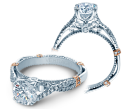 Verragio Parisian DL105 Engagement Ring image 2