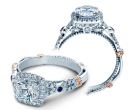 Verragio Parisian CL-DL109CU Engagement Ring image 2