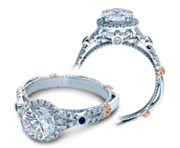 Verragio Parisian CL-DL109R Engagement Ring image 2