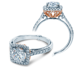 Verragio Couture 0433CU-TT Engagement Ring image 2