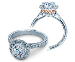Verragio Couture 0430R-TT Engagement Ring image 2