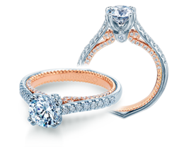Verragio Couture 0452R-2WR Engagement Ring image 2