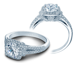 Verragio Couture 0381CU Engagement Ring image 2