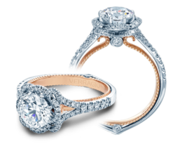 Verragio Couture 0426R-TT Engagement Ring image 2
