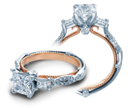 Verragio Couture 0423P-TT Engagement Ring image 2