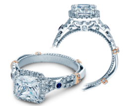 Verragio Parisian CL-DL109P Engagement Ring image 2