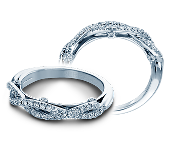 Verragio Insignia 7050W Wedding Band image 2