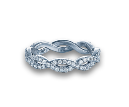 Verragio Eterna 4017 Wedding Band image 2