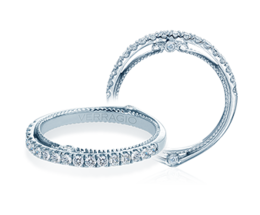 Verragio Couture 0424W Wedding Band image 2