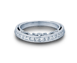 Verragio Insignia 7064PW Wedding Band image 2