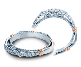 Verragio Parisian 126W Wedding Band image 2
