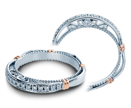 Verragio Parisian 101MW Wedding Band image 2