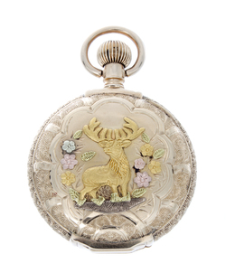 Estate Elgin Pocket Watch image 2