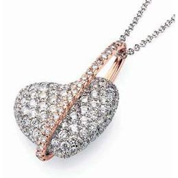 Simon G. LA Love Diamond Pendant
