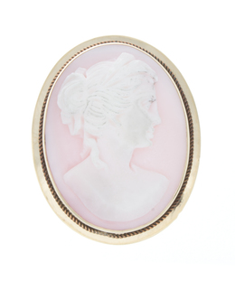 Cameo Estate Brooch / Pendant image 2