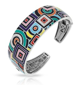 Geometrica Multicolor Bangle image 2