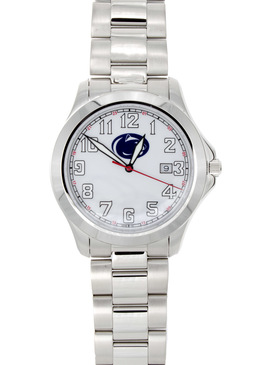 Penn State Stainless Men's Watch image 2