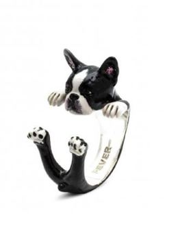 Boston Terrier dog breeders gifts and jewelry for pet owners of the Boston Terrier Dog Breed