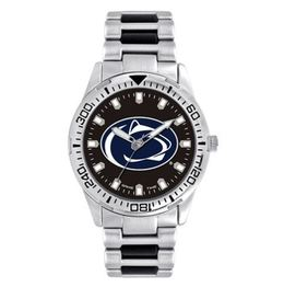 Penn State Black Dial Lion Head Sports Watch image 2