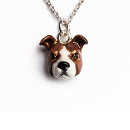 Dog Fever jewelry is the perfect gift for dog owners. Fine jewelry gifts for terrier dog owners in silver and enamel hand made jewelry from Dog Fever