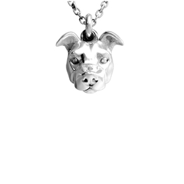 Dog Fever fine jewelry for pet owners Am Staff Terrier dog breed owners gifts of the best quality.