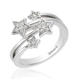 Tinkerbell Silver Disney Ring image 2