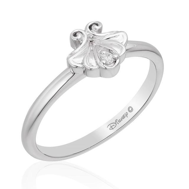 Ariel Sterling Silver Shell Ring image 2