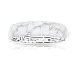 Belle Etoile Sirena Bangle Mother-of-Pearl image 2