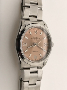 Rolex Pre-Owned Air King image 1