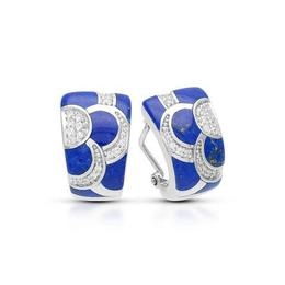 Belle Etoile Adina Lapis Earrings image 2