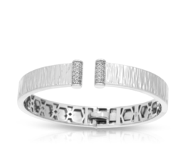 Belle Etoile White Heiress Bangle image 2
