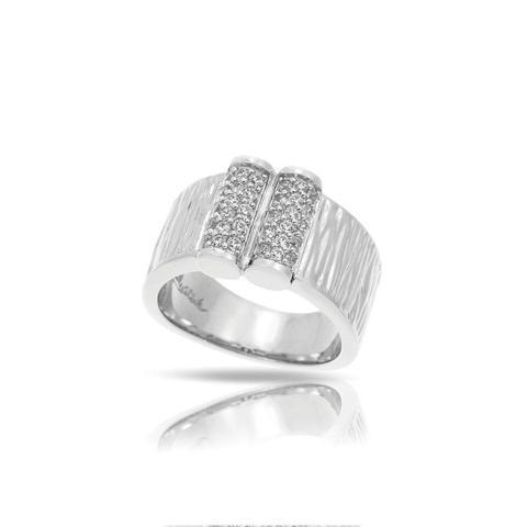 Belle Etoile White Heiress Ring image 2
