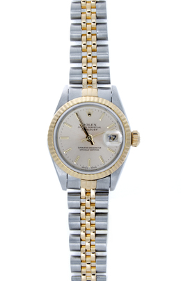 Rolex Pre-Owned Two-Tone Datejust image 2