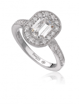 Christopher Designs L145-085 Engagement Ring image 2