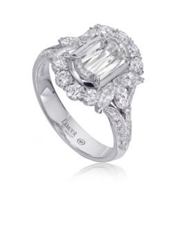 Christopher Designs L297-100 Engagement Ring image 2