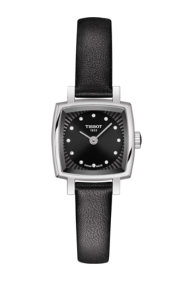 Tissot Loveley Square Watch image 2